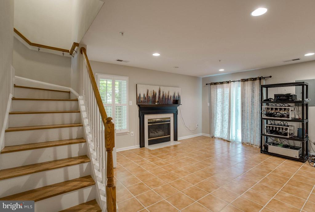 Walk-out Lower Level - 3001 FALLSWOOD GLEN CT, FALLS CHURCH