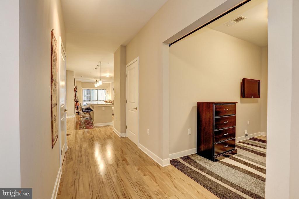 Foyer - 8005 13TH ST #302, SILVER SPRING