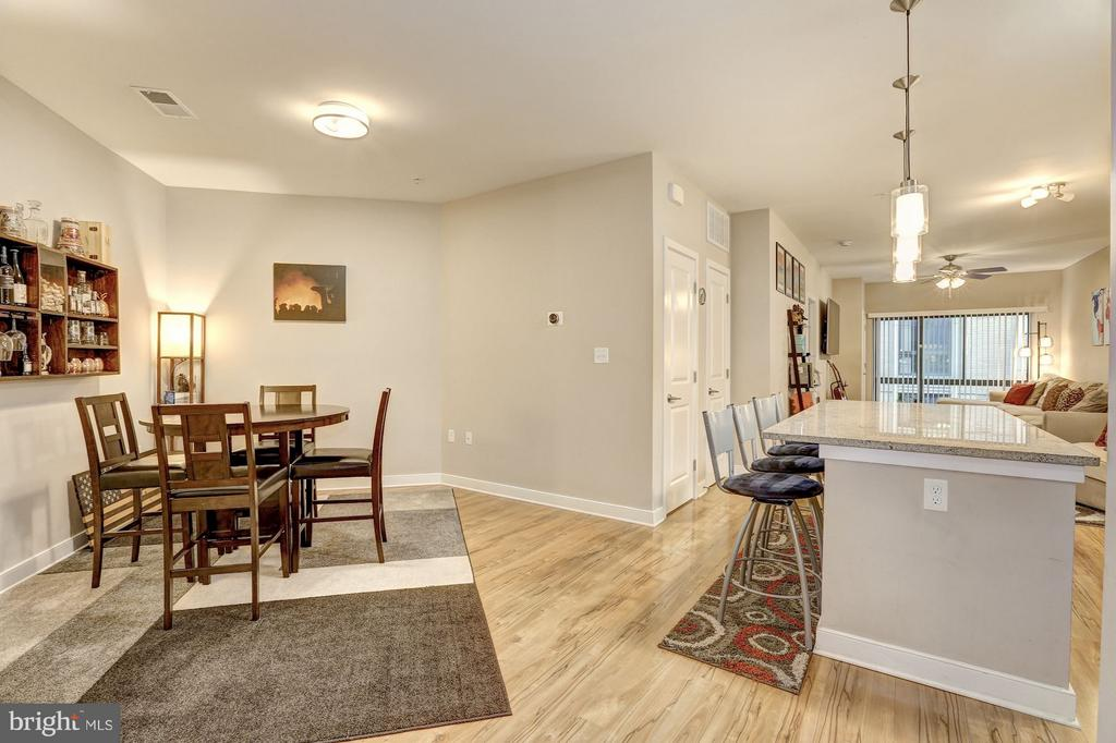 Separate Dining Room - 8005 13TH ST #302, SILVER SPRING