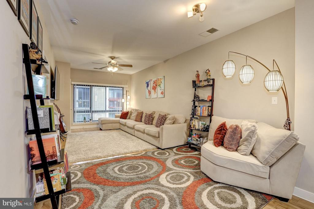 Large Living Area - 8005 13TH ST #302, SILVER SPRING