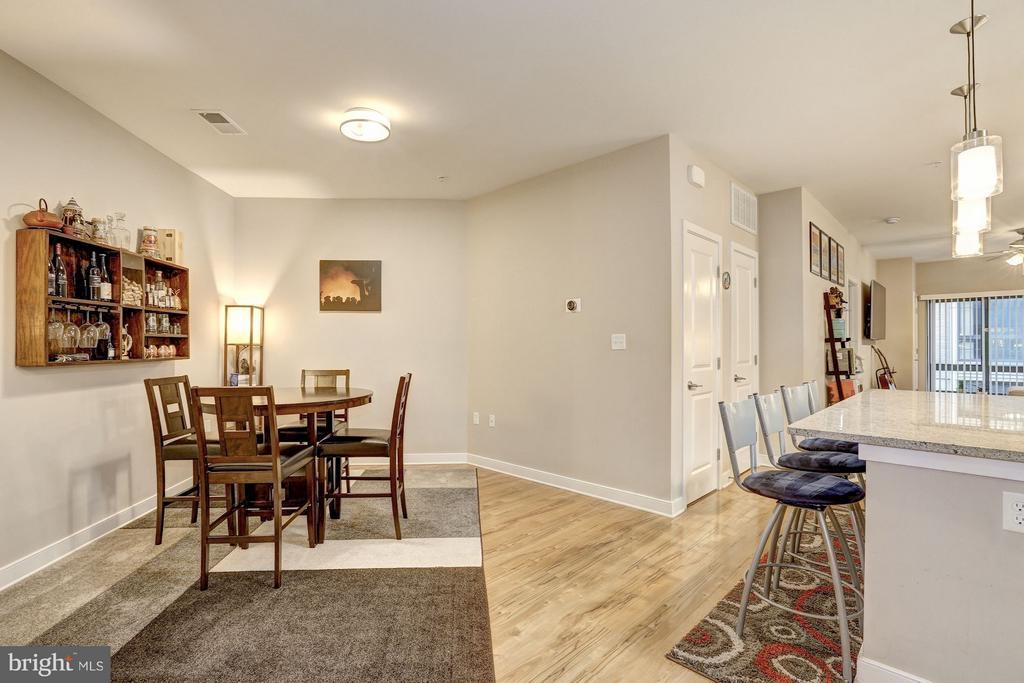 Open Floorplan - 8005 13TH ST #302, SILVER SPRING