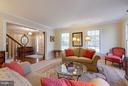 Tons of natural lighting - 9879 HEMLOCK HILLS CT, MANASSAS