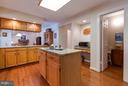 Huge pantry - 9879 HEMLOCK HILLS CT, MANASSAS