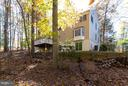 Private wooded lot - 9879 HEMLOCK HILLS CT, MANASSAS