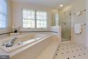 Jetted tub, walk-in closet not visible in picture - 9879 HEMLOCK HILLS CT, MANASSAS