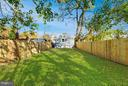 Large, Deep, Fenced Backyard - 4479 C ST SE, WASHINGTON