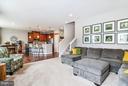 Family Room - 5651 SPRIGGS MEADOW DR, WOODBRIDGE