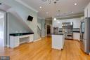 Kitchen - 9407 BRAMBLY LN, ALEXANDRIA