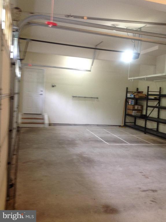 Three Car Garage - 9407 BRAMBLY LN, ALEXANDRIA