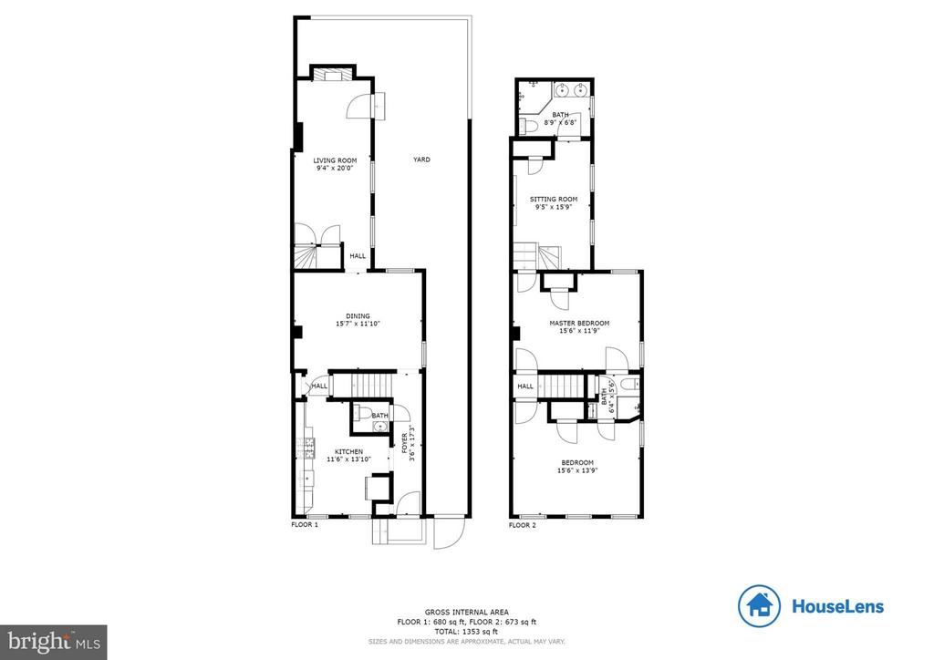 Floor Plan - 425 QUEEN ST, ALEXANDRIA