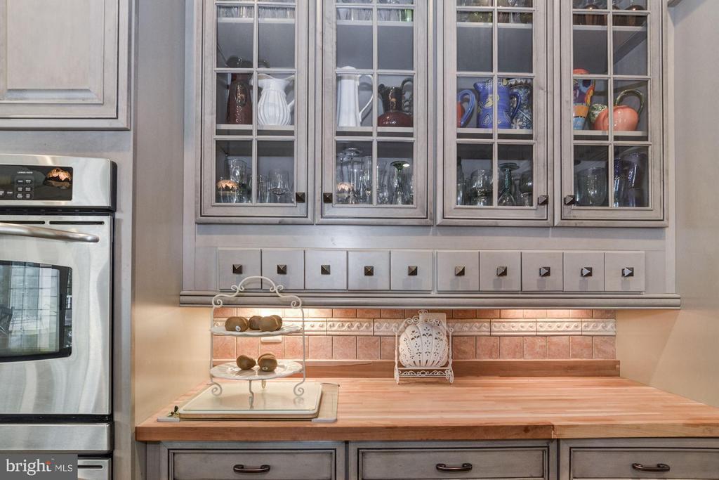 Kitchen - 17970 SWANS CREEK LN, DUMFRIES