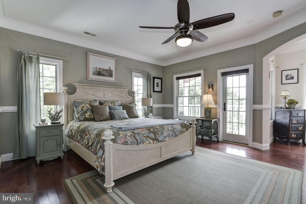 Bedroom - 17970 SWANS CREEK LN, DUMFRIES