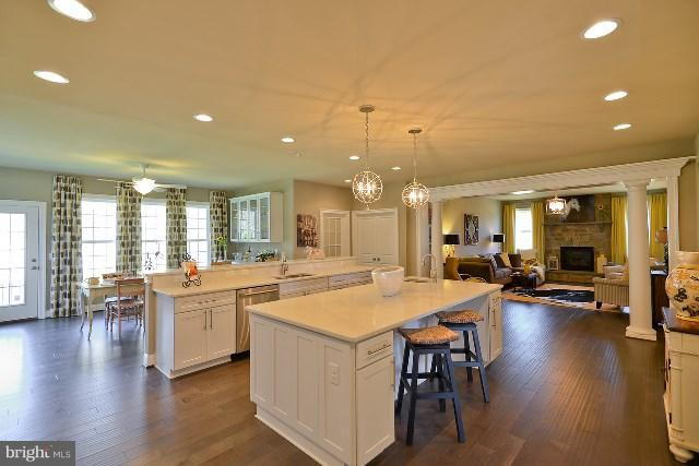 Kitchen - Photo Similar to Home Being Built - 20556 KEIRA CT, STERLING