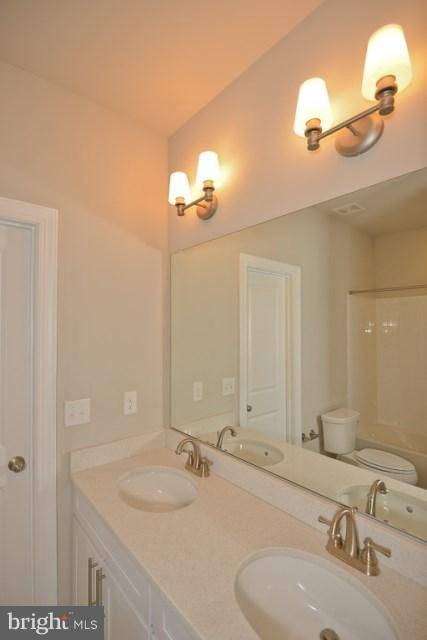 Bath- Photo Similar to Home Being Built - 20556 KEIRA CT, STERLING