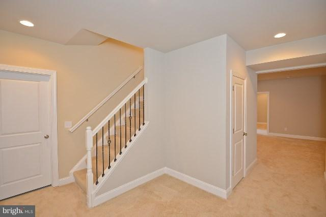 Basement- Photo Similar to Home Being Built - 20556 KEIRA CT, STERLING