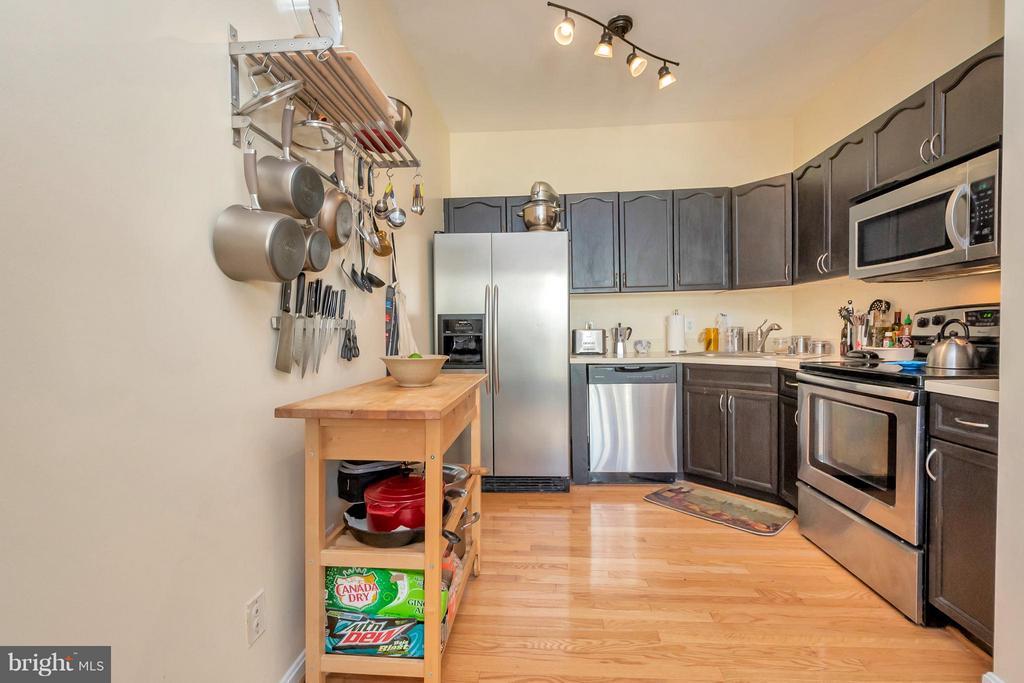 Kitchen - 4994 MARSHLAKE LN, DUMFRIES