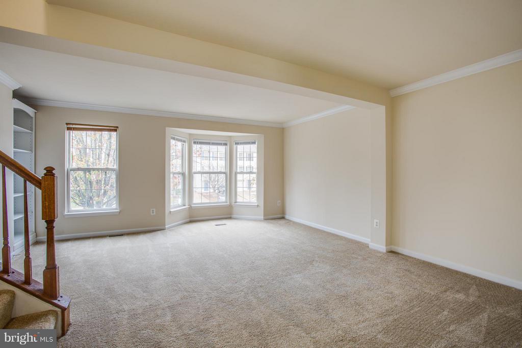 Living Room - 4707 COLONNADE WAY, FREDERICKSBURG