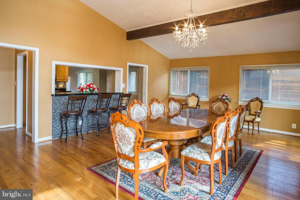 Dining Room - 122 HARPERS FERRY DR, LOCUST GROVE