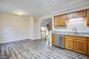 Kitchen - 4707 COLONNADE WAY, FREDERICKSBURG