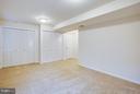 Bedroom Downstairs - 4707 COLONNADE WAY, FREDERICKSBURG