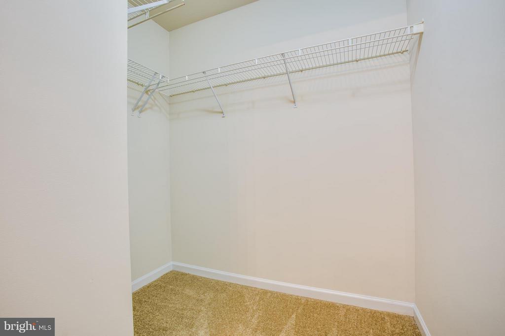 Walk in Closet - 4707 COLONNADE WAY, FREDERICKSBURG