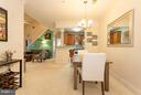 Look at that open layout - 11314 WESTBROOK MILL LN #303, FAIRFAX