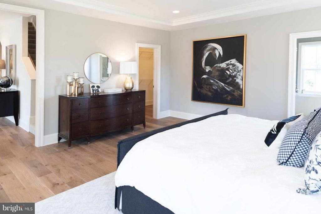 Bedroom (Master) - 24895 DEEPDALE CT, ALDIE