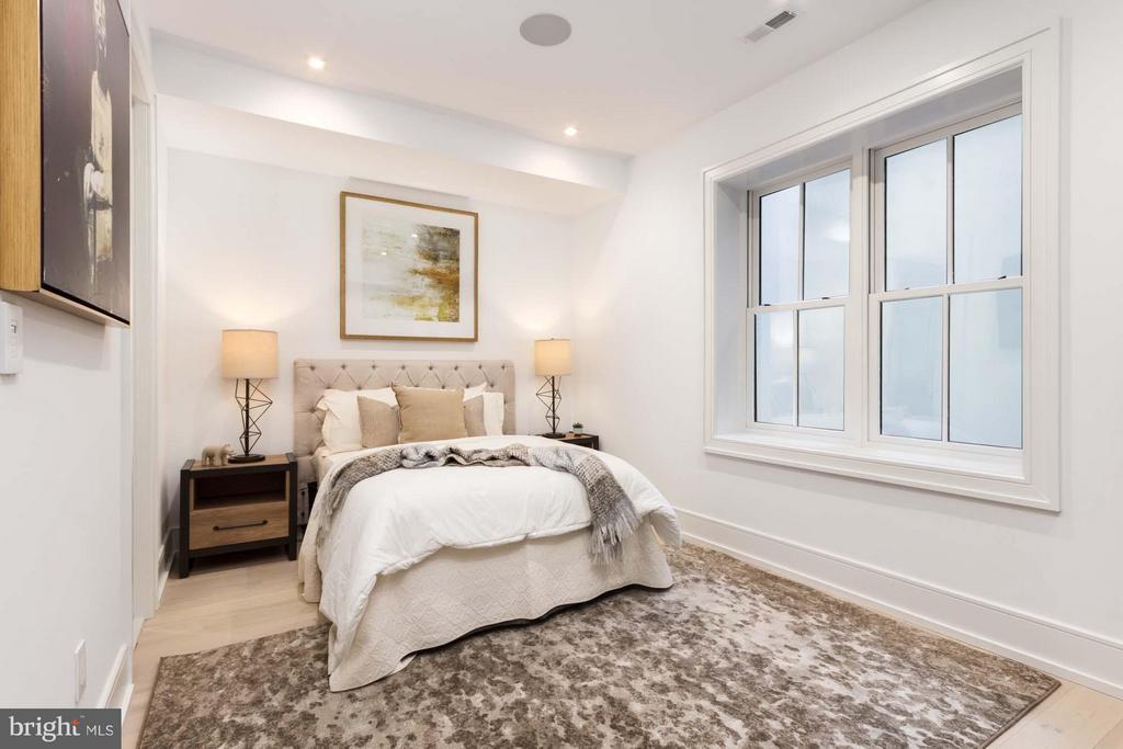 Bedroom 5 in Basement - 727 EUCLID ST NW #B, WASHINGTON
