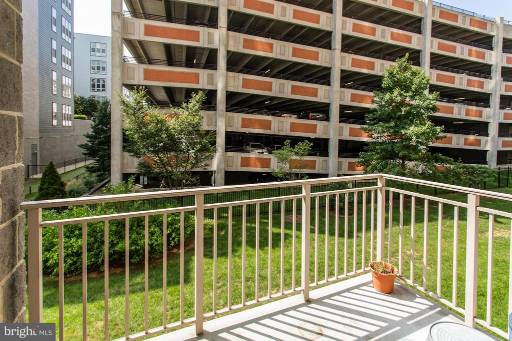 Private Balcony - 2726 GALLOWS RD #113, VIENNA
