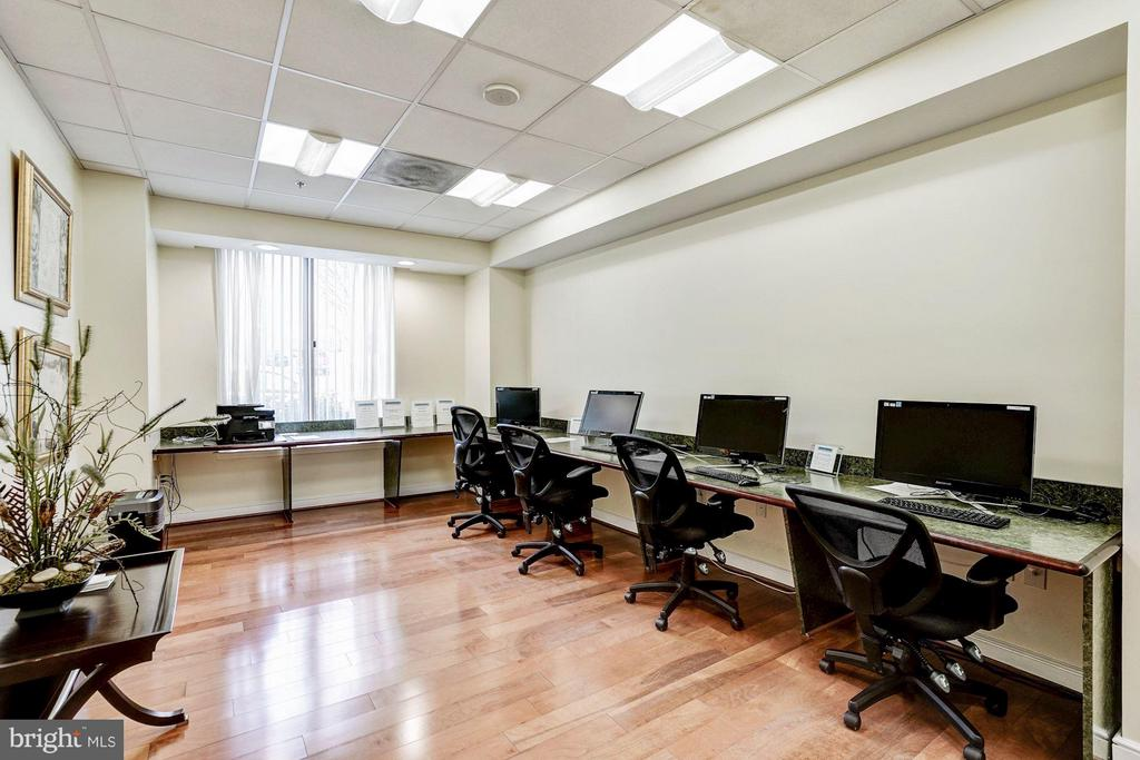 Community Business Center - 2726 GALLOWS RD #113, VIENNA