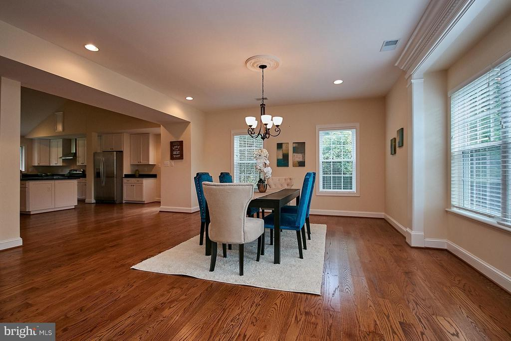 Dining Room - 13716 LELAND RD, CENTREVILLE
