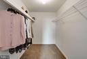 Closet - 4600 DUKE ST #1500, ALEXANDRIA
