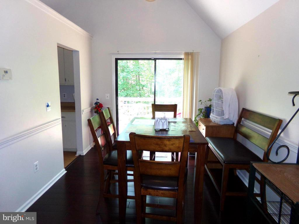 Dining Room - 11504 WILDERNESS PARK DR, SPOTSYLVANIA