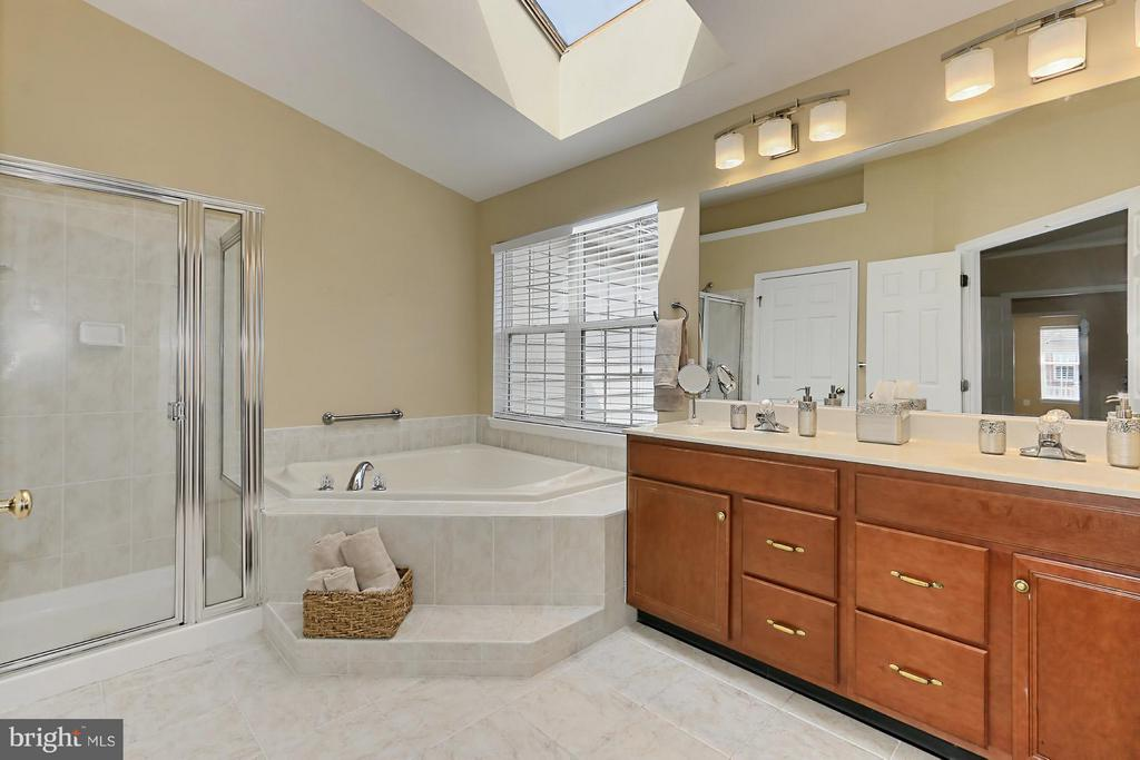 Bath (Master) - 43382 FRENCHMANS CREEK TER, ASHBURN