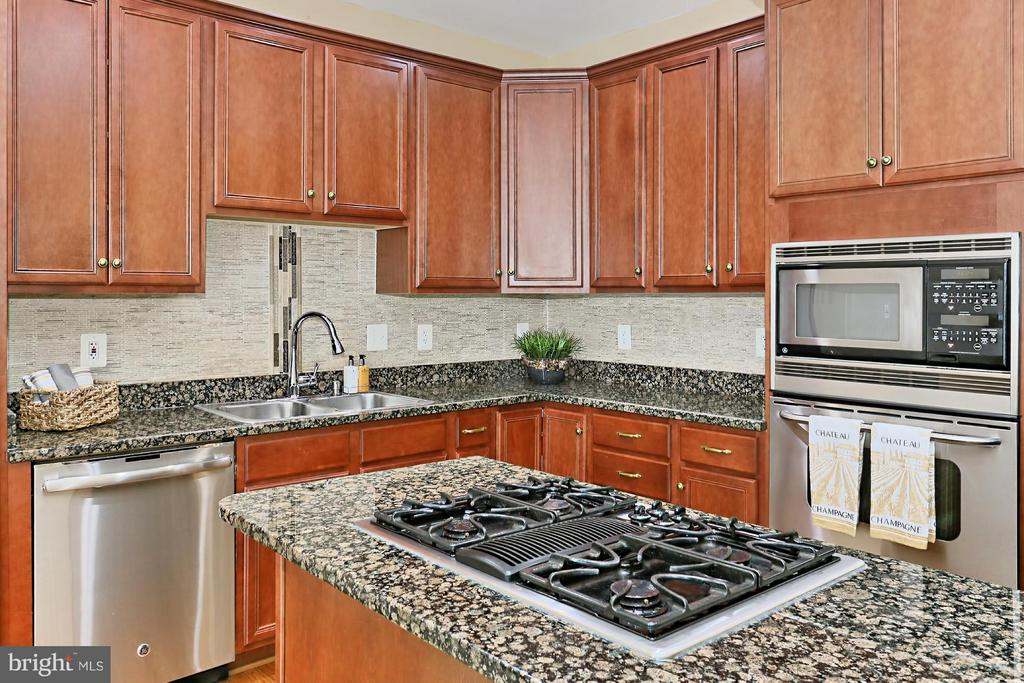 Kitchen - 43382 FRENCHMANS CREEK TER, ASHBURN