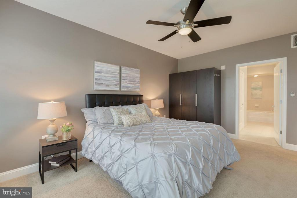 Bedroom (Master) - 1115 CAMERON ST #305, ALEXANDRIA