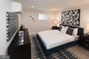 Basement bedroom - zone heating - 642 COLUMBIA RD NW, WASHINGTON