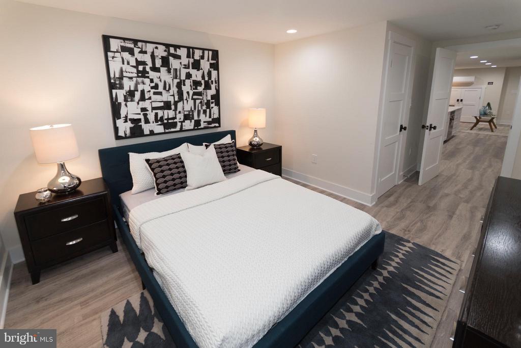 Bedroom - 642 COLUMBIA RD NW, WASHINGTON