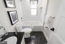 Look at that floor - 642 COLUMBIA RD NW, WASHINGTON