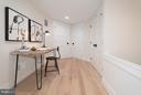 3rd floor work area - 642 COLUMBIA RD NW, WASHINGTON