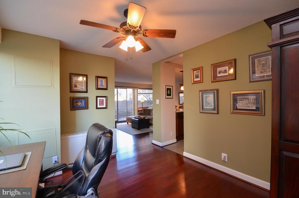 Dining Room/Office - 5500 FRIENDSHIP BLVD #817N, CHEVY CHASE