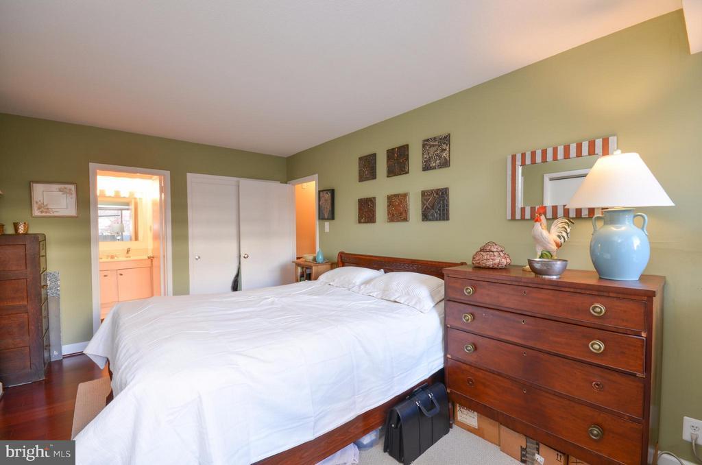 Bedroom (Master) - 5500 FRIENDSHIP BLVD #817N, CHEVY CHASE
