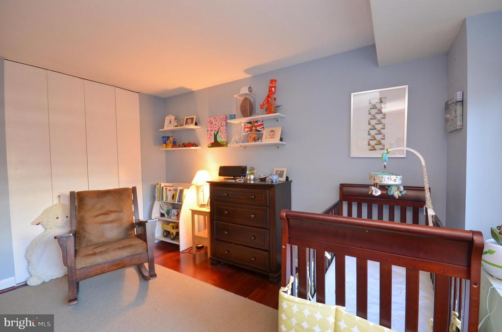 Bedroom - 5500 FRIENDSHIP BLVD #817N, CHEVY CHASE
