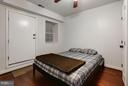 Master Bedroom - 1138 FLORIDA AVE NE #1, WASHINGTON