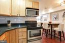 Kitchen - 1138 FLORIDA AVE NE #1, WASHINGTON