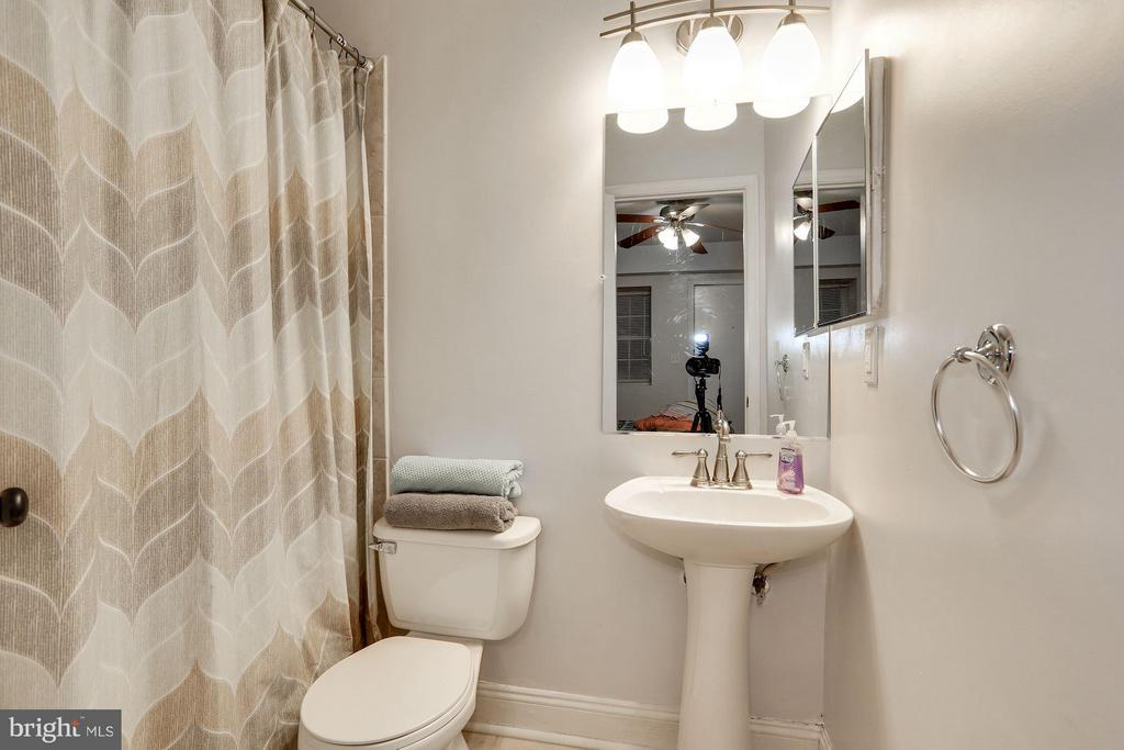 Master Bathroom - 1138 FLORIDA AVE NE #1, WASHINGTON