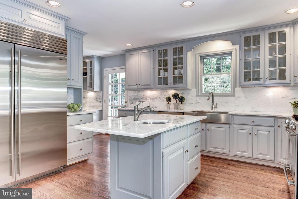 Kitchen - 3140 ABERFOYLE PL NW, WASHINGTON