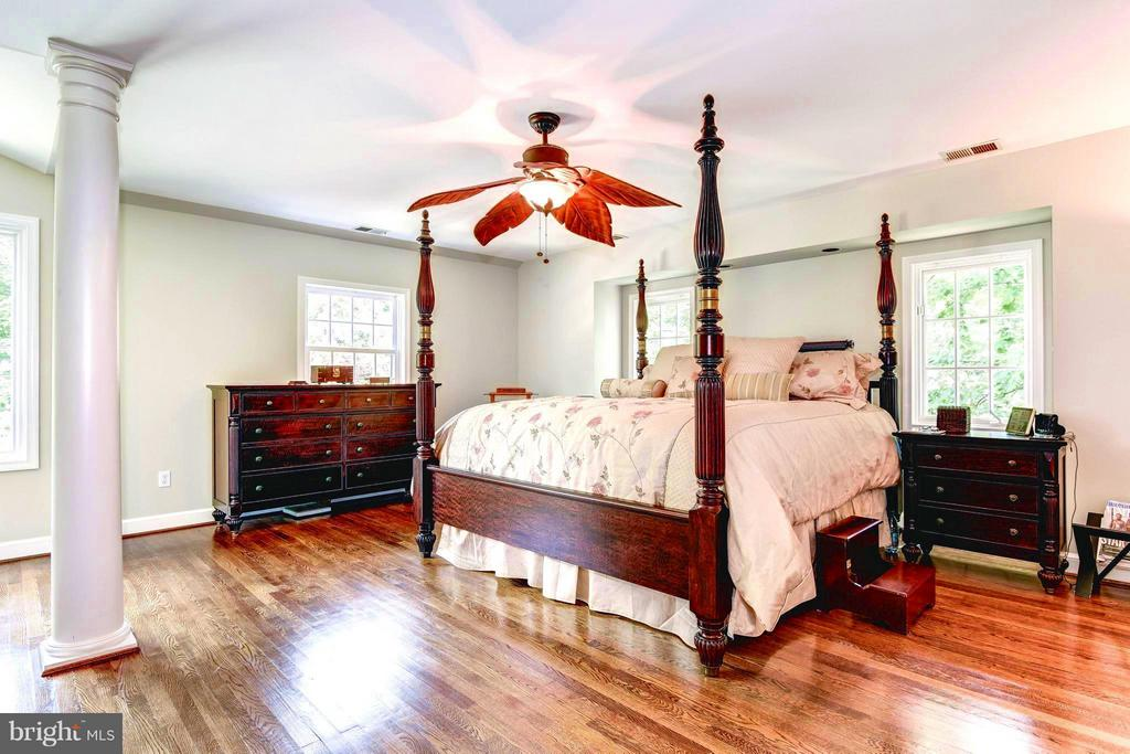 Bedroom (Master) - 3140 ABERFOYLE PL NW, WASHINGTON