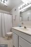 Full bath lower level - 24 BRENTWOOD LN, FREDERICKSBURG