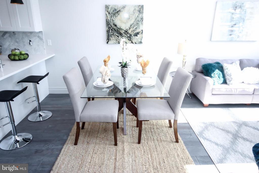 Dining Room - 3217 WARDER ST NW #1, WASHINGTON
